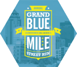 Grand Blue Mile The Great Plains 10K - St. Joseph, MO is a Running race in St. Joseph, Missouri consisting of a 10K.