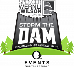 Storm the Dam Trail Run