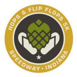 Hops & Flip Flops 5K The Drumstick Dash is a Running race in Broad Ripple, Indiana consisting of a Kids Run/Fun Run.