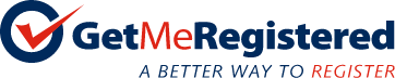 GetMeRegistered.com logo